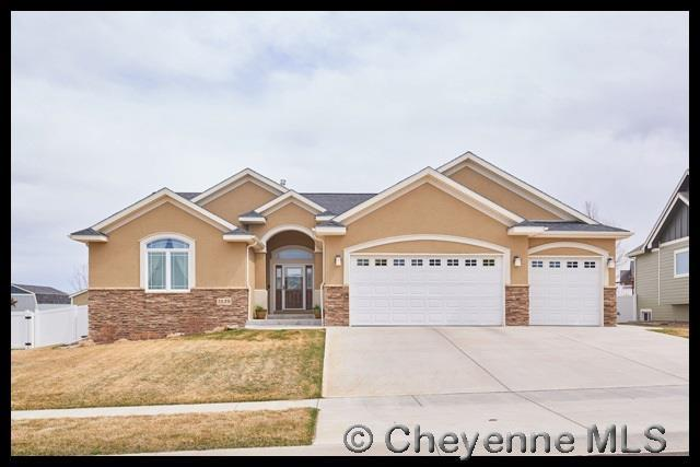 7539 Michelle Joy Heights, Cheyenne, WY 82009 (MLS #71272) :: RE/MAX Capitol Properties