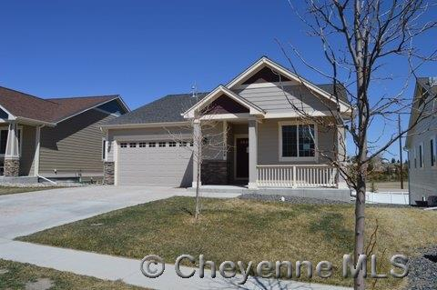 1226 Wendy Ln, Cheyenne, WY 82009 (MLS #71378) :: RE/MAX Capitol Properties