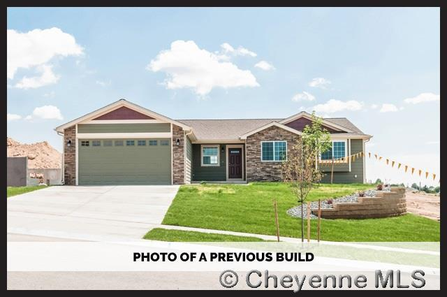 3701 Edison Ave, Cheyenne, WY 82009 (MLS #71591) :: RE/MAX Capitol Properties