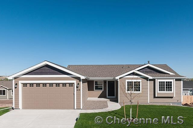 2017 Carob Ave, Cheyenne, WY 82007 (MLS #71621) :: RE/MAX Capitol Properties