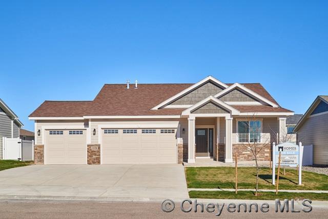 1045 Marie Ln, Cheyenne, WY 82009 (MLS #71685) :: RE/MAX Capitol Properties