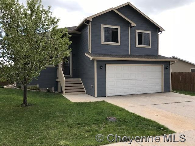 1407 Medley Loop, Cheyenne, WY 82007 (MLS #71717) :: RE/MAX Capitol Properties