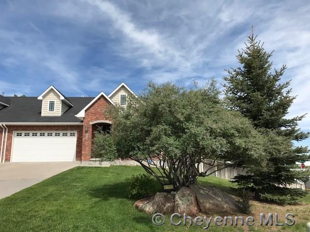 502 Sterling Dr, Cheyenne, WY 82009 (MLS #71817) :: RE/MAX Capitol Properties