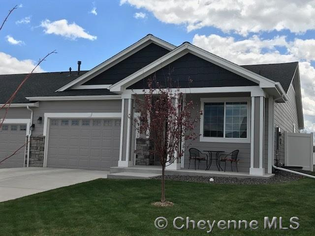 1231 Alyssa Way, Cheyenne, WY 82009 (MLS #71892) :: RE/MAX Capitol Properties