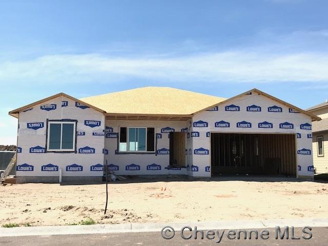 3305 Thomas Rd, Cheyenne, WY 82009 (MLS #71897) :: RE/MAX Capitol Properties