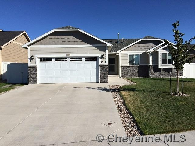 6514 Crossbow Trail, Cheyenne, WY 82001 (MLS #71951) :: RE/MAX Capitol Properties