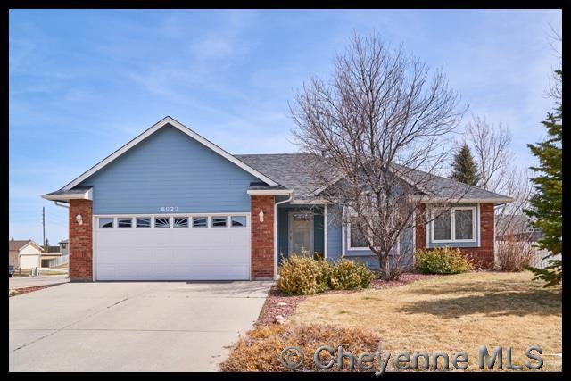 6023 Highview Ct, Cheyenne, WY 82009 (MLS #72249) :: RE/MAX Capitol Properties