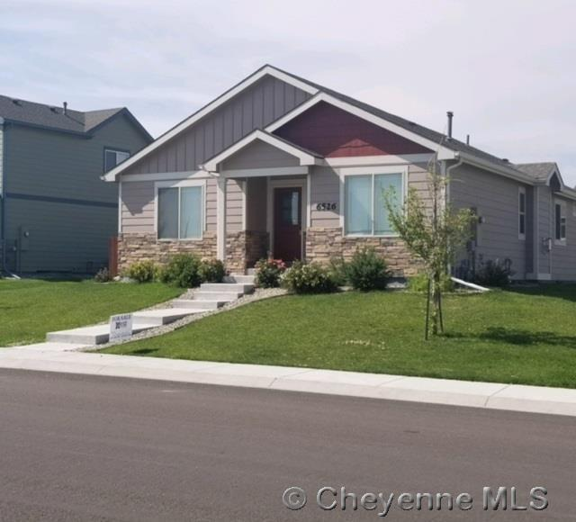 6526 Hitching Post Ln, Cheyenne, WY 82001 (MLS #72573) :: RE/MAX Capitol Properties