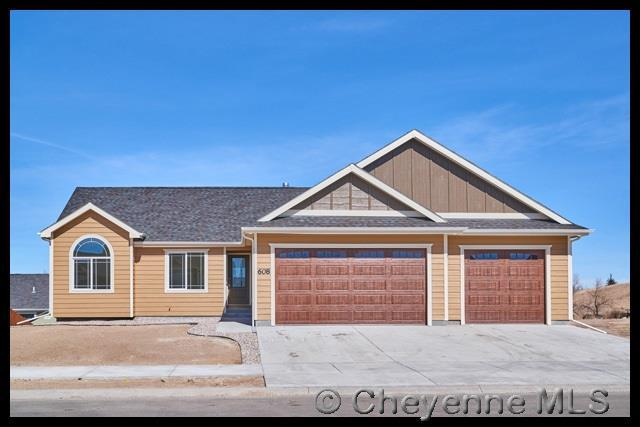 LOT 1 Thomas Rd, Cheyenne, WY 82009 (MLS #72692) :: RE/MAX Capitol Properties