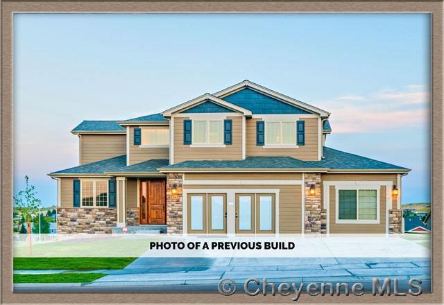 1037 Marie Ln, Cheyenne, WY 82009 (MLS #73121) :: RE/MAX Capitol Properties