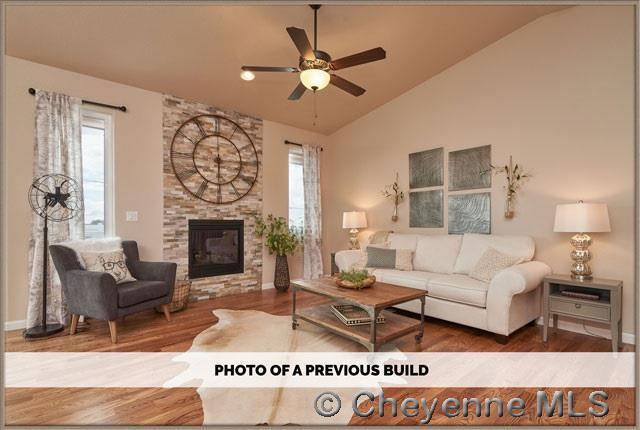 1029 Marie Ln, Cheyenne, WY 82009 (MLS #73122) :: RE/MAX Capitol Properties