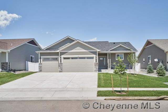 1211 Jessi Dr, Cheyenne, WY 82009 (MLS #73606) :: RE/MAX Capitol Properties