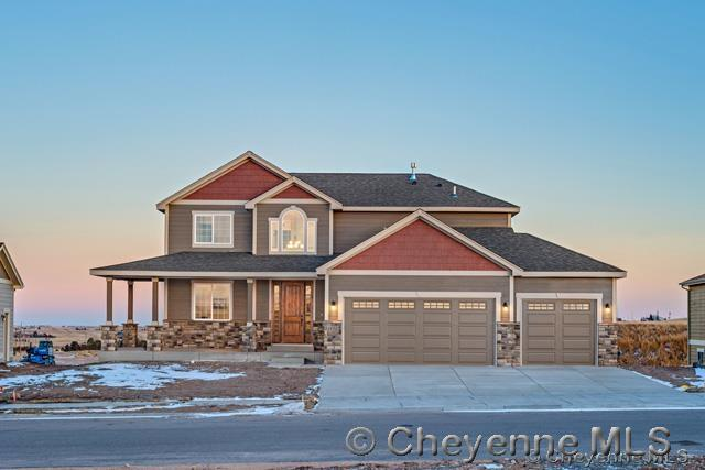 1108 Marie Ln, Cheyenne, WY 82009 (MLS #73616) :: RE/MAX Capitol Properties