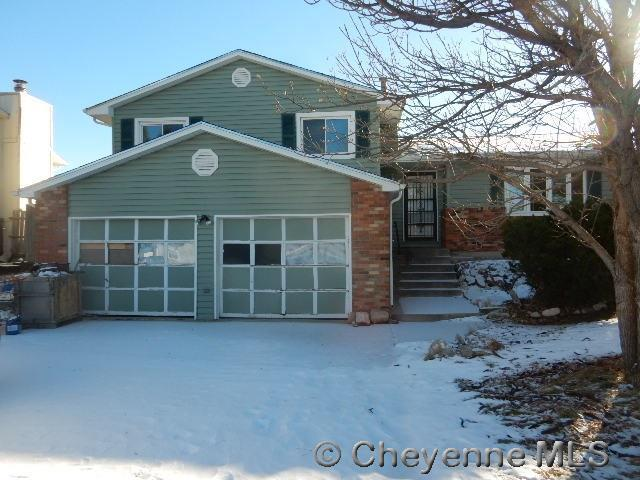 2117 Briarwood Ln, Cheyenne, WY 82009 (MLS #73636) :: RE/MAX Capitol Properties