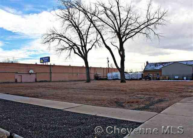 TBD 2ND ST, Laramie, WY 82070 (MLS #74282) :: RE/MAX Capitol Properties