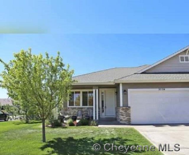 3534 Shenandoah St, Cheyenne, WY 82001 (MLS #75754) :: RE/MAX Capitol Properties