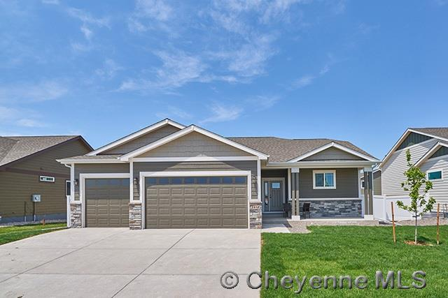 3815 Thomas Rd, Cheyenne, WY 82009 (MLS #75891) :: RE/MAX Capitol Properties