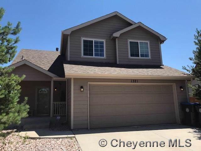 1321 Medley Loop, Cheyenne, WY 82007 (MLS #76050) :: RE/MAX Capitol Properties