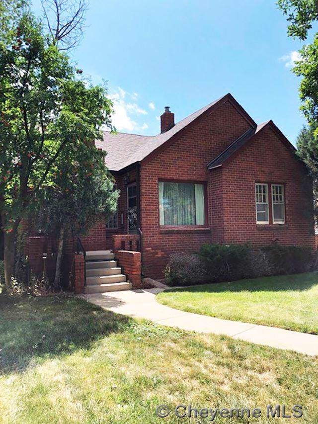 113 W 4TH AVE, Cheyenne, WY 82001 (MLS #76152) :: RE/MAX Capitol Properties