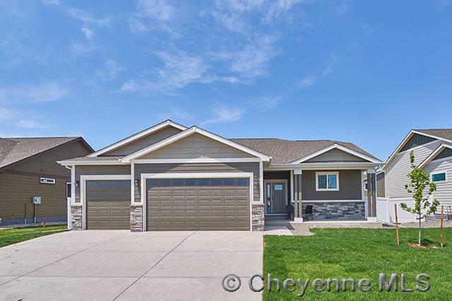 3827 Thomas Rd, Cheyenne, WY 82009 (MLS #76395) :: RE/MAX Capitol Properties