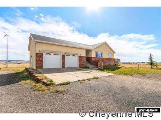 4321 Strom St, Laramie, WY 82070 (MLS #76429) :: RE/MAX Capitol Properties