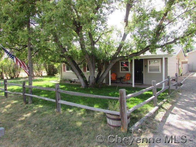 3818 Van Buren Ave, Cheyenne, WY 82001 (MLS #76440) :: RE/MAX Capitol Properties