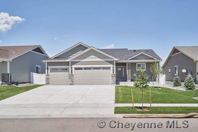 5317 Carmel Dr, Cheyenne, WY 82009 (MLS #77361) :: RE/MAX Capitol Properties