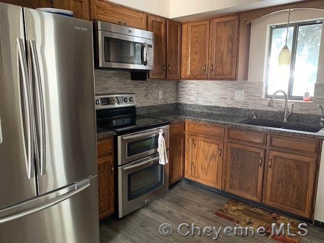 5461 Atlantic Dr, Cheyenne, WY 82001 (MLS #77707) :: RE/MAX Capitol Properties