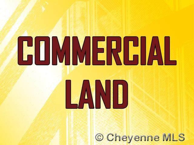 0 Grant St, Cheyenne, WY 82001 (MLS #79268) :: RE/MAX Capitol Properties