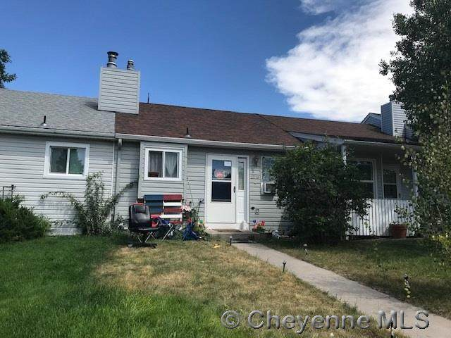 1519 Copperville Rd, Cheyenne, WY 82001 (MLS #79662) :: RE/MAX Capitol Properties