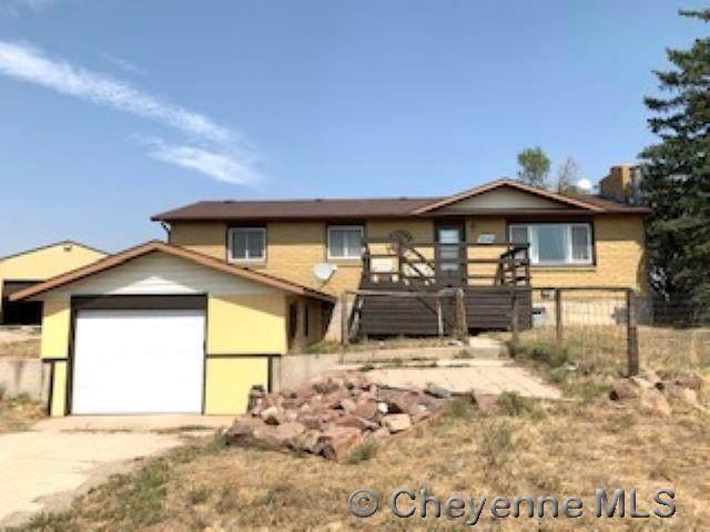3516 Cody Ln, Cheyenne, WY 82009 (MLS #80050) :: RE/MAX Capitol Properties
