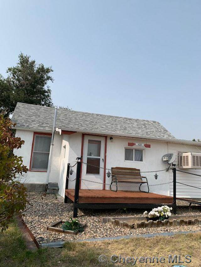 408 3RD ST, Chugwater, WY 82210 (MLS #80125) :: RE/MAX Capitol Properties
