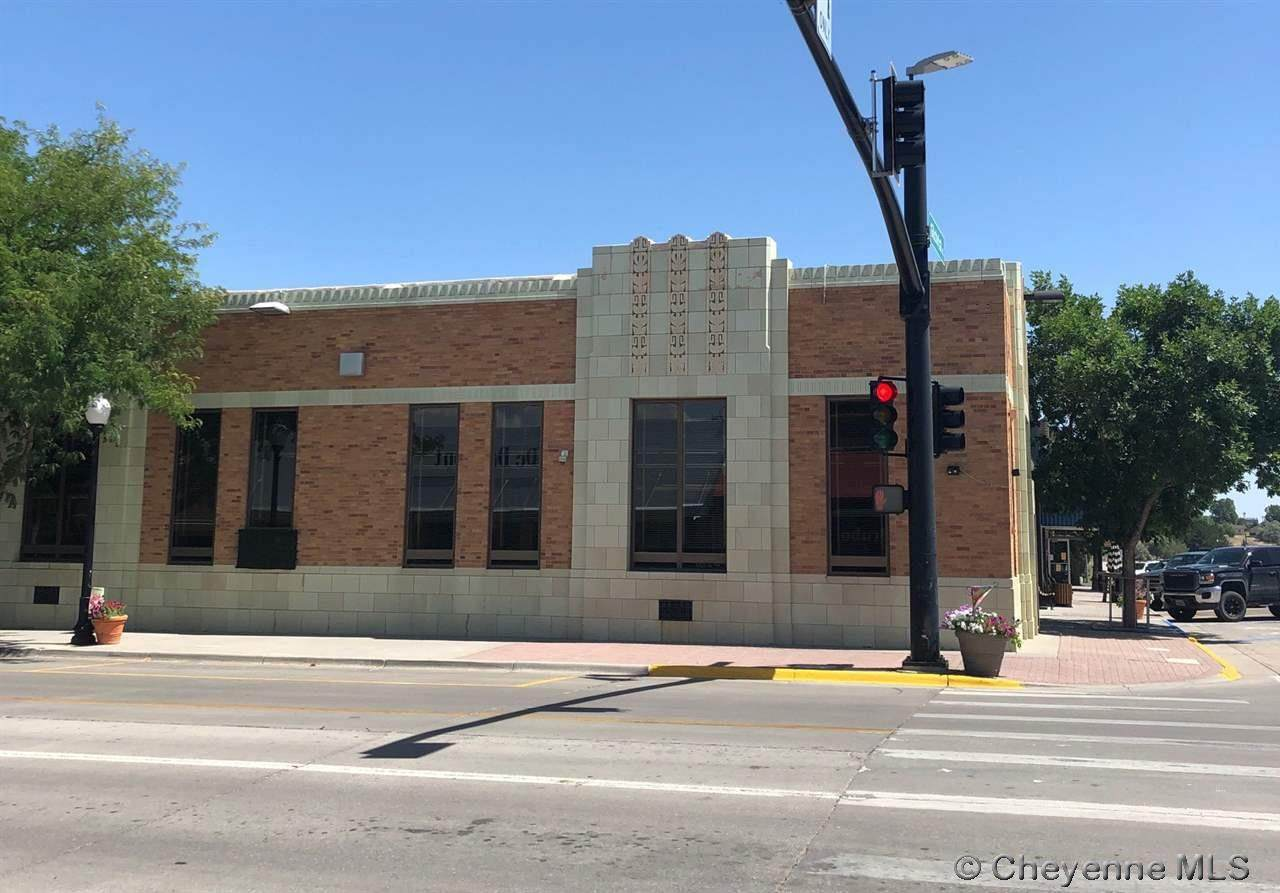 874 Gilchrist St, Wheatland, WY 82201 (MLS #80154) :: RE/MAX Capitol Properties