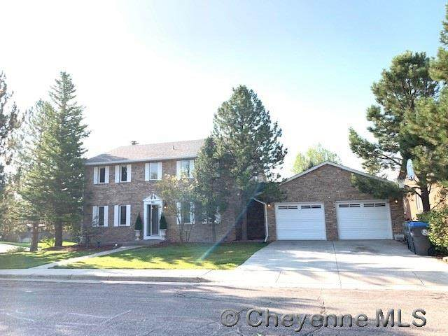 901 Laredo Ct, Cheyenne, WY 82009 (MLS #80158) :: RE/MAX Capitol Properties