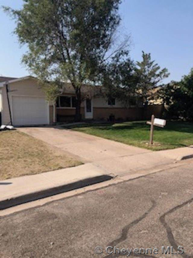 3919 Granite St, Cheyenne, WY 82001 (MLS #80173) :: RE/MAX Capitol Properties