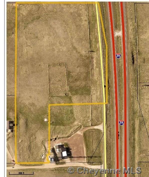 TBD I-25 Service Rd, Cheyenne, WY 82009 (MLS #80452) :: RE/MAX Capitol Properties