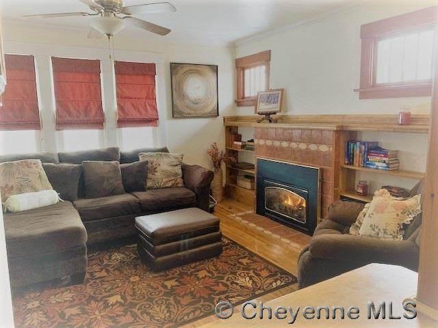 314 W 31ST ST, Cheyenne, WY 82001 (MLS #80523) :: RE/MAX Capitol Properties