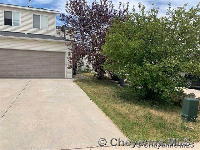 338 Arkel Way, Cheyenne, WY  (MLS #80823) :: RE/MAX Capitol Properties