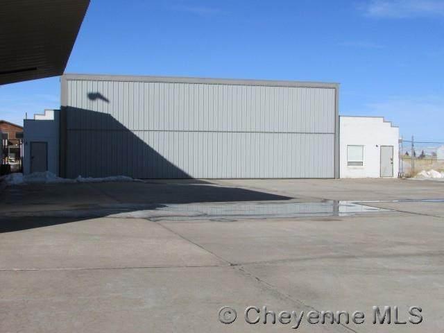 Brees Field, Laramie, WY 82070 (MLS #81274) :: RE/MAX Capitol Properties