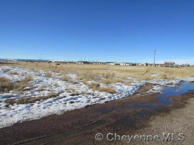 TBD Commerce Dr, Laramie, WY 82070 (MLS #81275) :: RE/MAX Capitol Properties