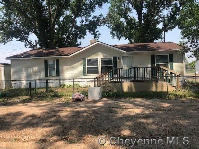 300 E Prosser Rd #57, Cheyenne, WY 82007 (MLS #82985) :: RE/MAX Capitol Properties