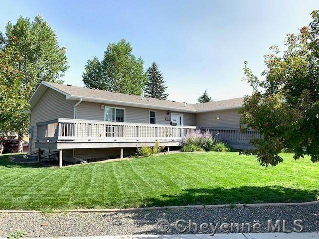 2909 Bent Ave, Cheyenne, WY 82001 (MLS #83934) :: RE/MAX Capitol Properties