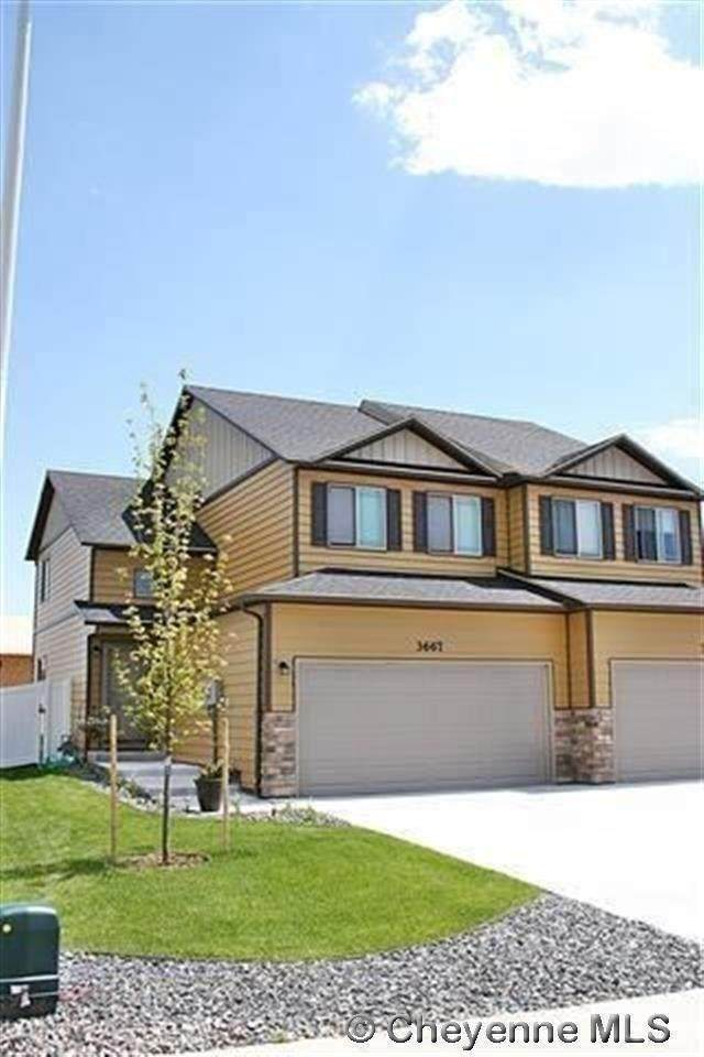 73 A 25TH ST, Wheatland, WY 82201 (MLS #84015) :: RE/MAX Capitol Properties