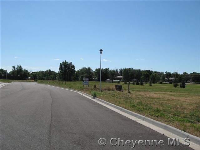Progress Lot #3 16TH ST, Wheatland, WY 82201 (MLS #60759) :: RE/MAX Capitol Properties