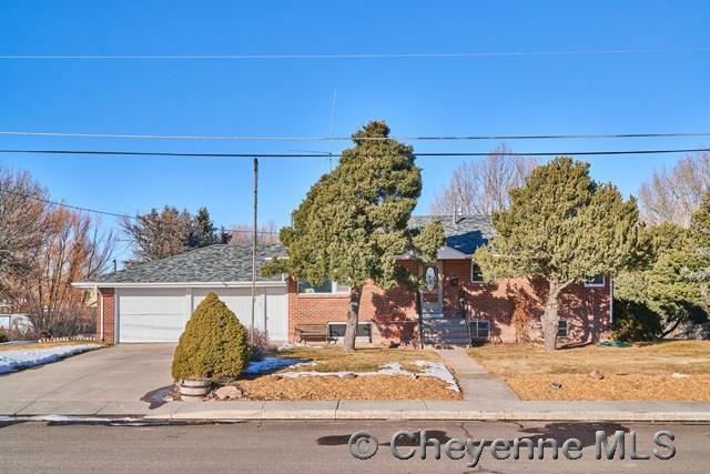 4114 Rawlins St, Cheyenne, WY 82001 (MLS #70159) :: RE/MAX Capitol Properties