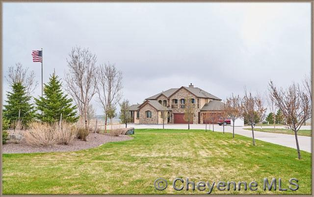 6427 Monarch Dr, Cheyenne, WY 82009 (MLS #70329) :: RE/MAX Capitol Properties