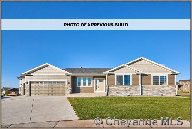 3605 Edison Ave, Cheyenne, WY 82009 (MLS #70380) :: RE/MAX Capitol Properties