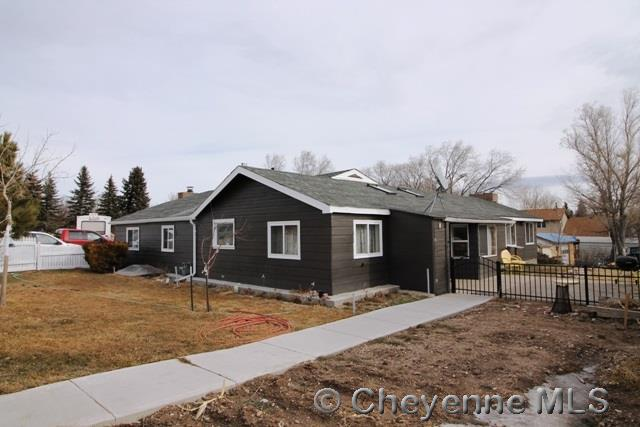 5101 Rock Springs St, Cheyenne, WY 82001 (MLS #70726) :: RE/MAX Capitol Properties