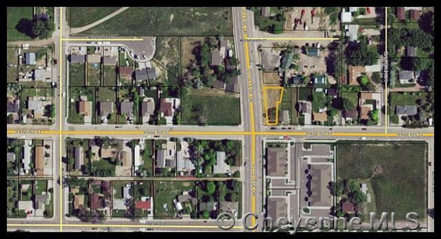 TBD N College Dr, Cheyenne, WY 82009 (MLS #70809) :: RE/MAX Capitol Properties