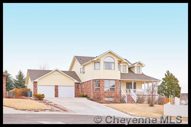 5803 City View Ct, Cheyenne, WY 82009 (MLS #70861) :: RE/MAX Capitol Properties